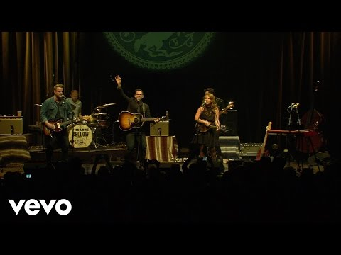 The Lone Bellow - Green Eyes and A Heart of Gold (Live on the Honda Stage)