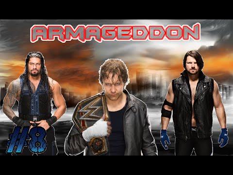 TEW 2016 WWE BRAND WARS - Episode 8 -...