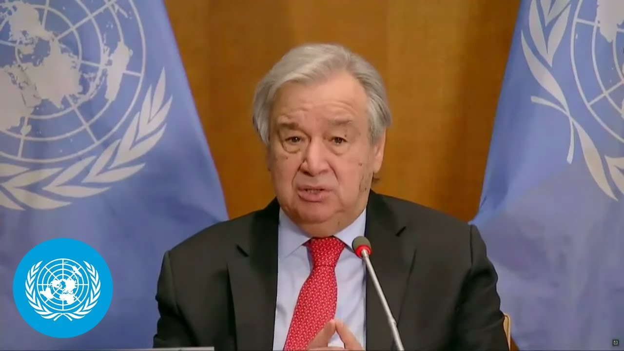 Scale Up Funding for Climate Adaptation Programmes – Urges UN chief at Climate Adaptation Summit