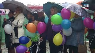 В Гродно открыли дорогу, АЗС и амбулаторию