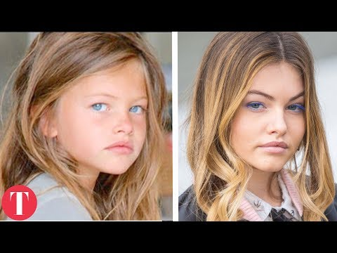 Thumbnail: 10 Famous Child Models ALL GROWN UP