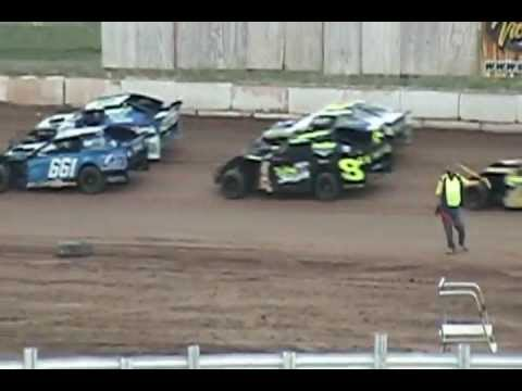 4 14 2012 IMCA Northern Sport Mods heats