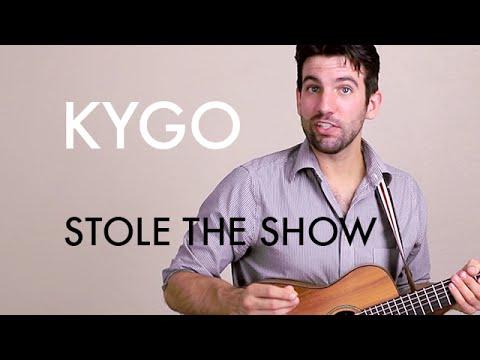 Kygo - Stole The Show (feat. Parson James) (Guitar Lesson/Tutorial)