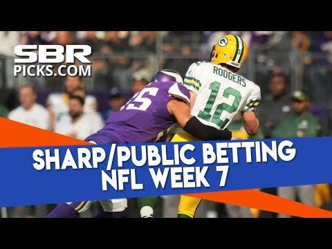 Free Picks | NFL Week 7 | Public vs Sharp Money | Lines on The Move | Into The Weekend with BetDSI