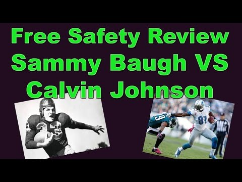 Golden Ticket FS Calvin Johnson and FS Sammy Baugh review ~ Madden Ultimate Team