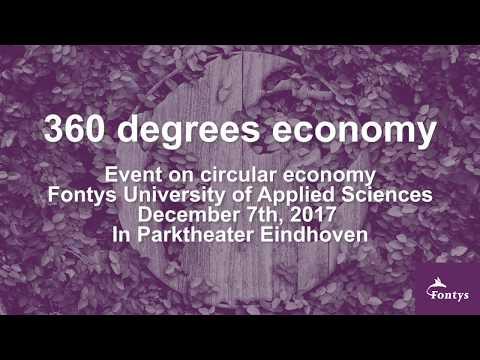 360° Economy Event, TedX Eindhoven