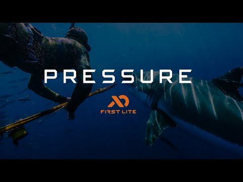 "Big Wave Surfer Mark Healey Bowhunts Hawaii And Idaho | First Lite Presents ""Pressure"""
