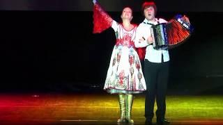 Задорные частушки под гармонь╰❥ Обалденное исполнение! Russian folk song ╰❥Играй гармонь любимая