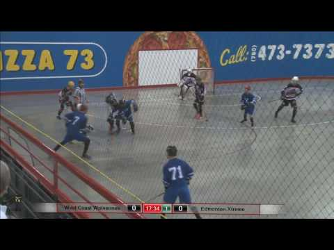 "#52 U-15 ""A"" Gold Medal Game: Edmonton Xtreme vs. West Coast Wolverines, July 31, 2016"