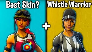 7 BEST 'UNCOMMON' SKINS OF ALL TIME in FORTNITE! (Best Cheap Green Rarity Skins)