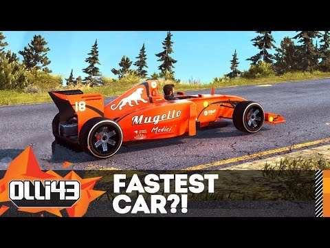 just cause 3 fastest