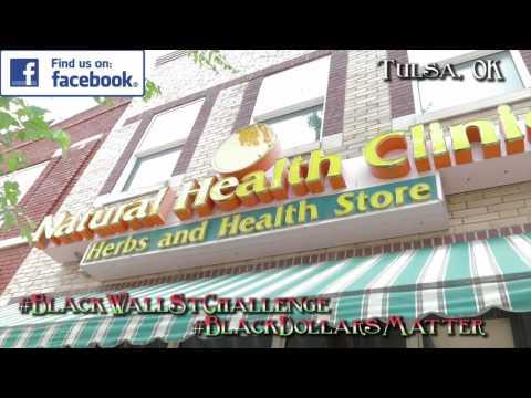 BlackWallstChallenge - Natural Health Clinic - Tulsa, OK
