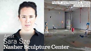 Redefining Space: Artist Sarah Sze