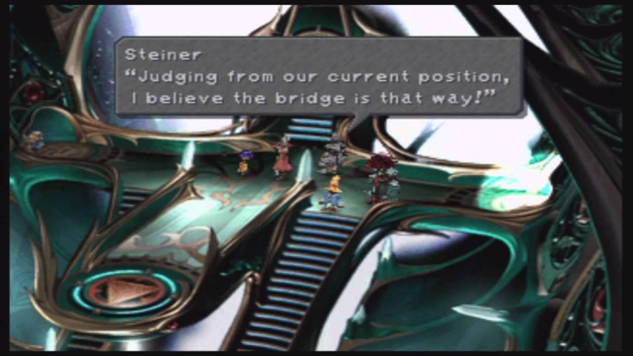 Final Fantasy IX - Escaping Terra (End of Disc 3)