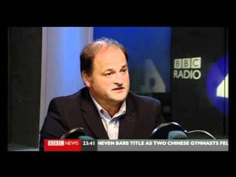 William Chase interviewed on BBC Radio 4s programme The Bottom Line