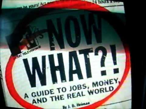 MTV's Now What?! A Guide to Jobs, Money, and the Real World commercial