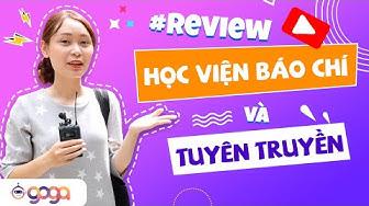 X3Review┃Có gì ở lò đào tạo MC hot nhất Hà Nội? - Review Học viện Báo Chí và Tuyên Truyền