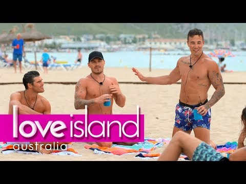'They Think You're Camp'   Love Island Australia 2018