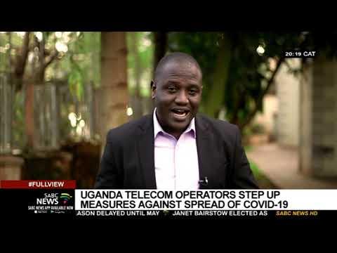 Telecom operators in Uganda join the fight against COVID-19