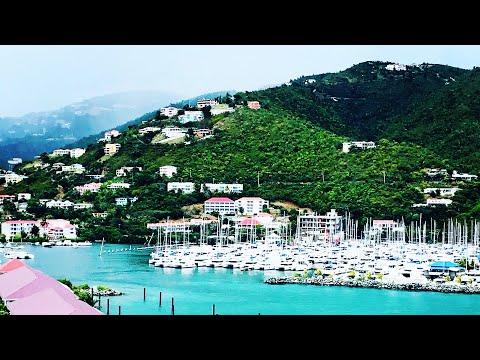 British Virgin Islands Tortola 2021 |