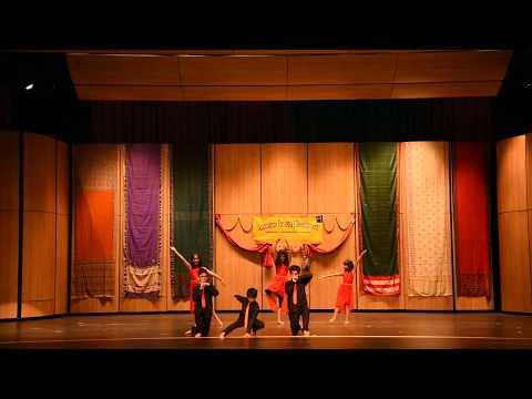 AID Boise India Nite 2017 - Kids performance