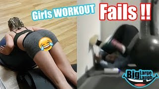 Epic Fails 2019 | 😂 BEST GIRLS WORKOUT 😂 | Fails Compilation - #7