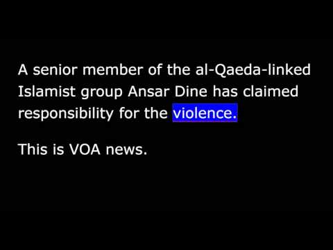 VOA news for Sunday, November 29th, 2015