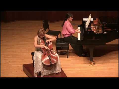 Maria Kliegel: Franz Schubert - Arpeggione-Sonate in a-Moll D 821