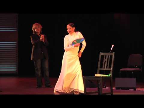 Mayte Martín & Belén Maya during IV Dutch Flamenco Biennale - Amsterdam, 1 February 2013