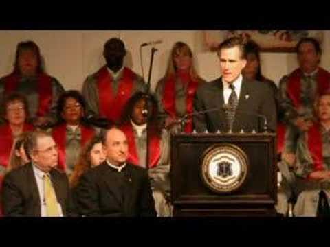 Mitt Romney - The story of a Massachusetts Governor