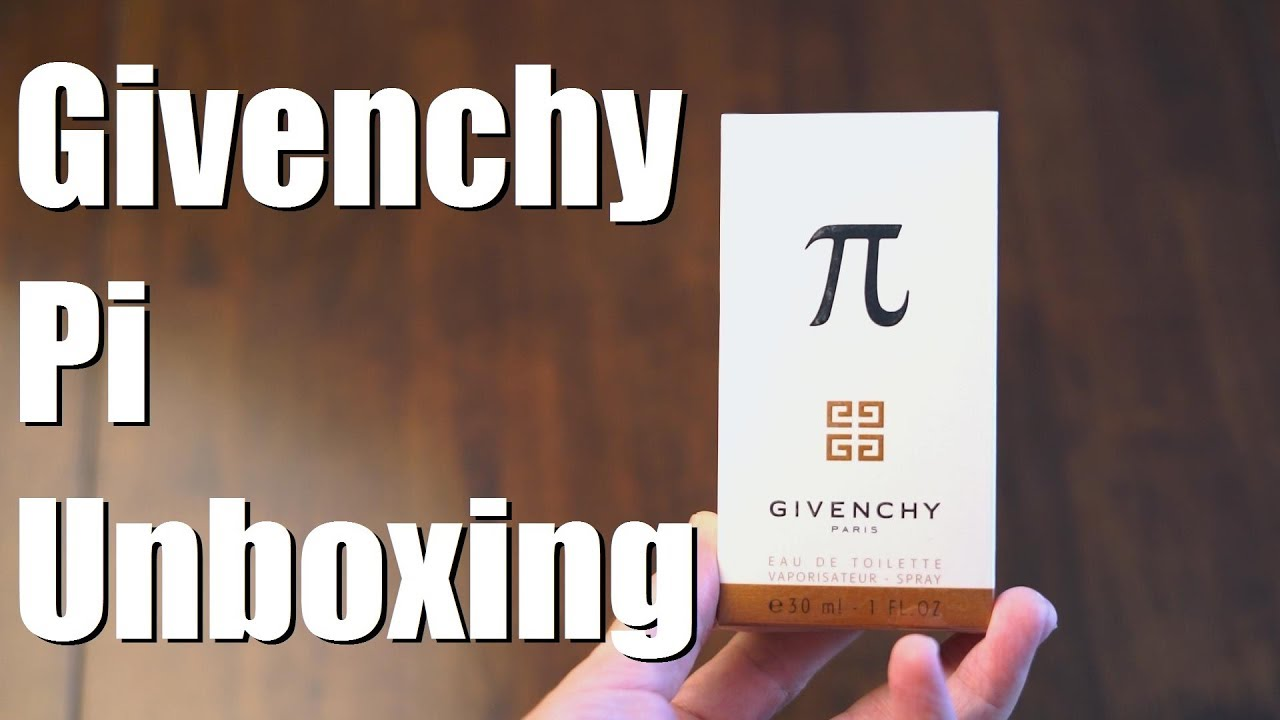 Givenchy Pi UNBOXING!