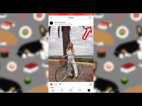 How to archive instagram posts and retrieve them (2019)