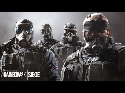 Tom Clancy's Rainbow Six Siege Official - Operator Gameplay Trailer [ANZ] from YouTube · Duration:  1 minutes 24 seconds