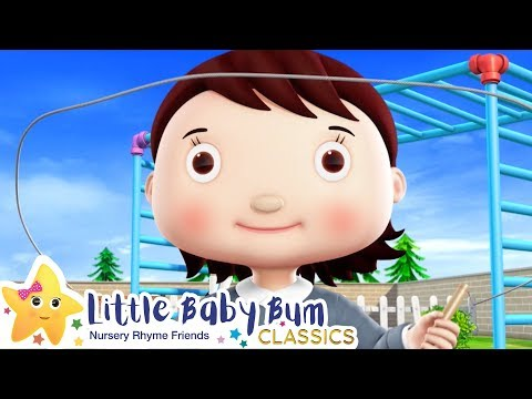 Playing In The Park Song   +More Nursery Rhymes & Kids Songs - ABCs and 123s   Little Baby Bum