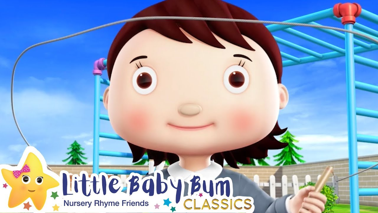 Playing In The Park Song | +More Nursery Rhymes & Kids Songs - ABCs and 123s | Little Baby Bum