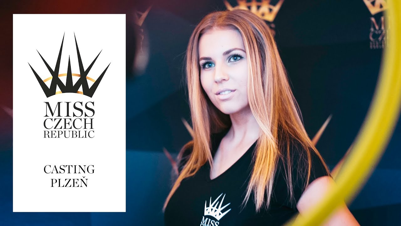 Miss Czech Republic 2018 - Casting - Plze - Youtube-7034