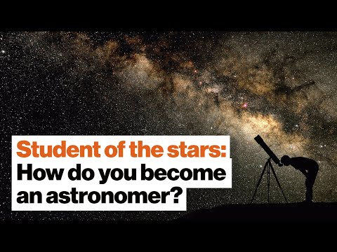 Student of the stars: How do you become an astronomer? | Mic