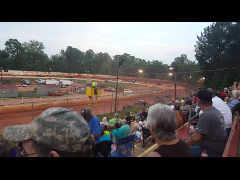 East Lincoln Speedway FWD Main 4-29-17 Part 1