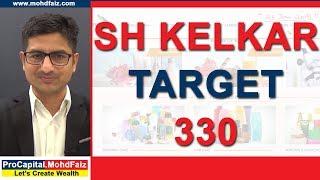 SH KELKAR- TARGET 330