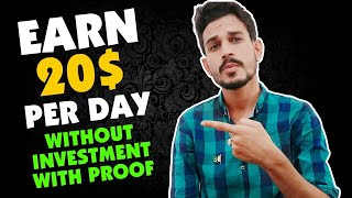 Earn $50 per day 100% real easy way to money online in 2019 how make