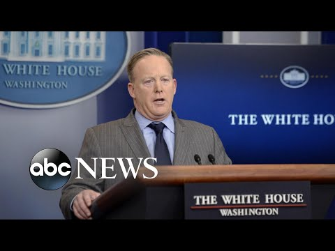 Thumbnail: Sean Spicer resigns as White House press secretary