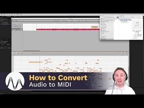 How To Convert Audio To MIDI