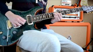 Dio - Holy Diver - Guitar Cover