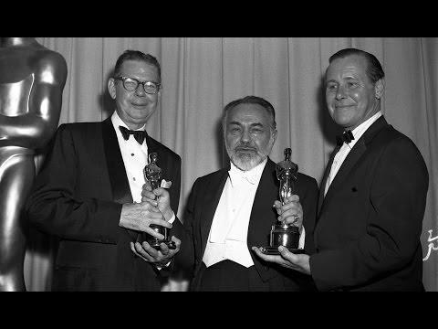 """Tom Jones"" and ""How the West Was Won"" winning Writing Oscars®"