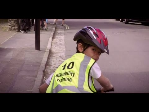 Bikeability training for children - Better By Bike