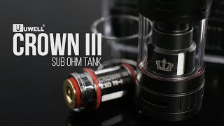 Uwell Crown III Sub Ohm Tank Review