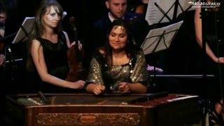 XXI FHMazurkas-Miklosz Deki Czureja i zespół- Sara solo na cymbałach-2