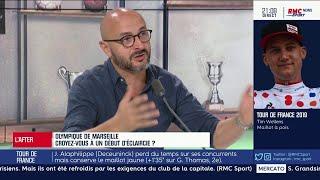 OM : François Manardo explique pourquoi Villas-Boas parle du podium