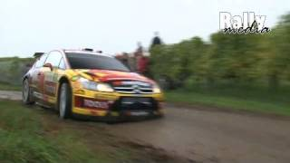 WRC Rally France/Alsace 2010