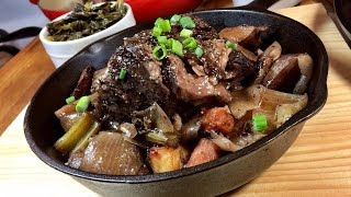 How To Make The Ultimate Slow-cooked Beef Pot Roast